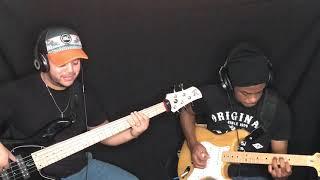 Loma De Cayenas By Vicente Garcia & Juan Luis Gerra (cover Riner Bass & Adolfo Guitar)
