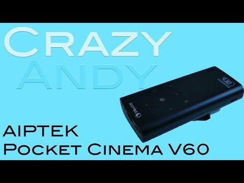 Aiptek Pocket Cinema V60 REVIEW & Test