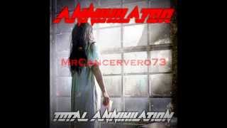Annihilator - Total anihilation full album