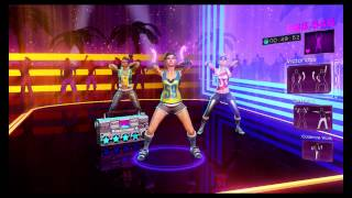 Dance Central 3 Hard 5 Stars Daddy Yankee ft. Fergie - Impacto (Remix)