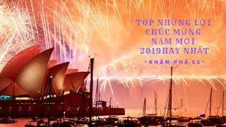 Top những lời chúc mừng năm mới 2019 hay_ ý nghĩa nhất_Happy New Year