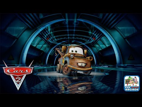 Cars 2: The Video Game - Mater Gets The Last Laugh (Xbox 360/One Gameplay)