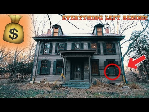 Abandoned Mansion of Wealthy Family! (20k special)