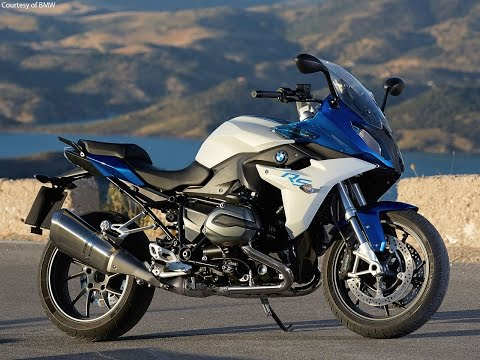 2016 BMW R1200RS Ride, review, and walk around