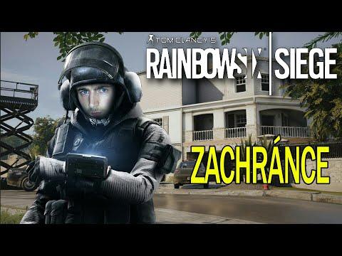 Rainbow six siege -  zachránce