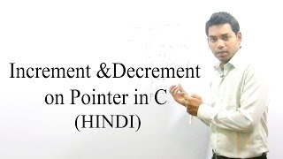 Download Youtube: Increment and Decrement on Pointer in C (HINDI)
