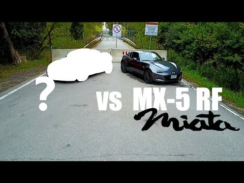 2017 Mazda MX-5 RF VS… A deadly rival….// A Doubleclutch.ca Review with T.H.