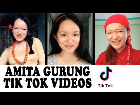 Amita Gurung TikTok Videos | Part 1 | Funny Nepali TikTok