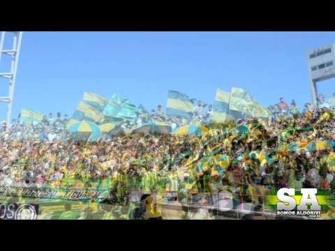 """Aldosivi 0 - Newell's 1 // Www.SomosAldosivi.Com.Ar"" Barra: La Pesada del Puerto • Club: Aldosivi"