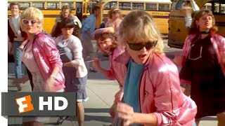 Grease 2 (1982) - Back to School Again Scene (1/8) | Movieclips