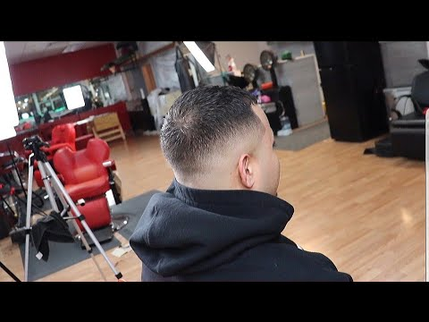 Easy Steps To Follow | Skin Fade | Caesar Top | Haircut Tutorial | Wahl Guard System
