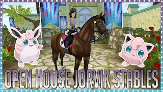 Star stable Online #95: Open house at Jorvik Stables