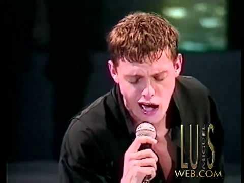 Luis Miguel -Tengo Todo Excepto a Ti - Premier 1991