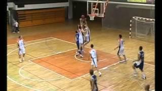 preview picture of video 'KK Litija : KK Elektro gorenjska prodaja  64:73'
