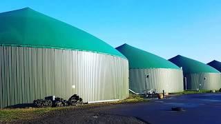 2018: 1A Biogasanlage durch Netzanalyse und Energieberatung