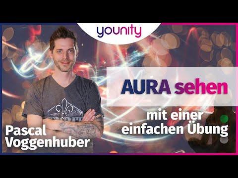 Aura sehen mit einer einfachen Übung 🙌✨   Pascal Voggenhuber