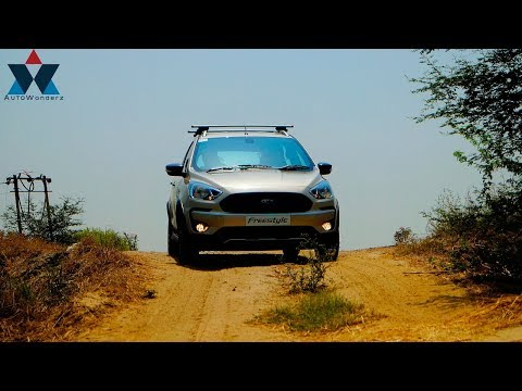 Ford Freestyle Petrol - First Drive | AutoWonderz