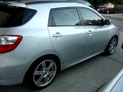 Updated. 2010 Toyota Matrix Wheels & Rims