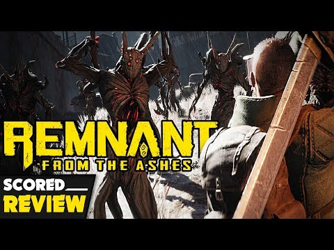 Remnant: From the Ashes - SCORED REVIEW | Infinite Campaigns. Infinite Fun? video thumbnail