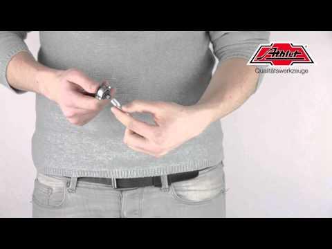 ATHLET Universal-Werkzeug-Sortiment