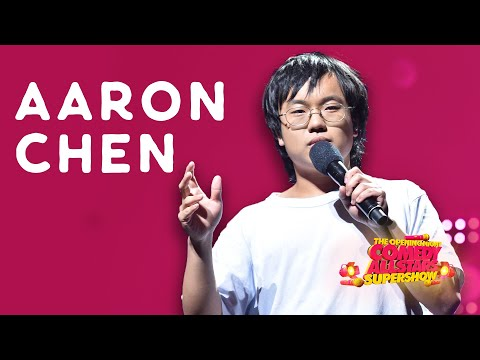 Aaron Chen - funny Chinese Aussie kid