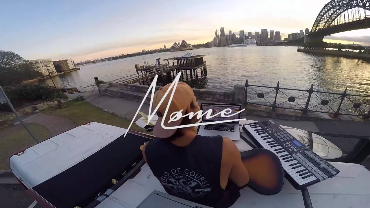 Møme - Live @ Sydney, On The Top Session 2016