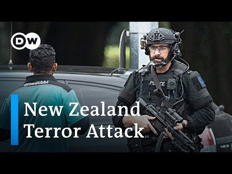 Download 49 Dead In New Zealand Mass Shooting   DW News HD Mp4 3GP Video and MP3
