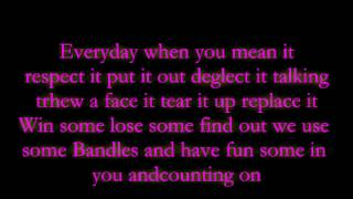 The ting tings - Day to day (lyrics)