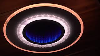Видео о 7012 - GL led (114W) люстра