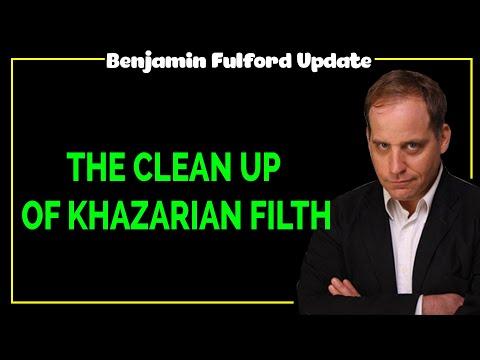 Benjamin Fulford 2020 — THE CLEAN UP OF KHAZARIAN FILTH