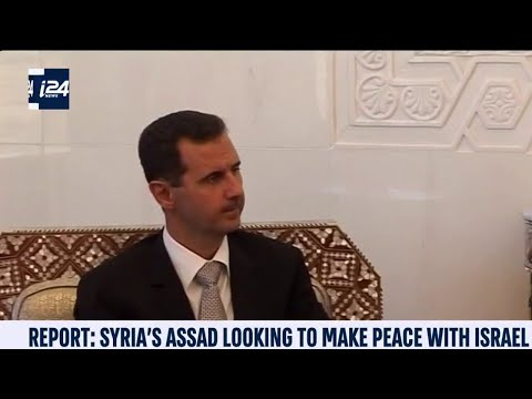 Syria/Iraq update 9/30/2020..  Syria's Assad Seeking Peace Deal With Israel