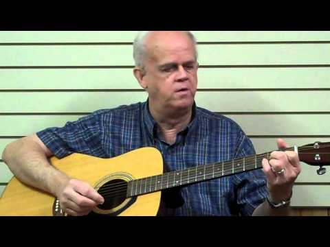 D7 Chord on Guitar - Guitar Lesson