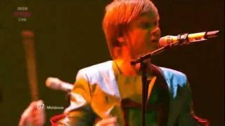 "Moldova: ""So Lucky"", Zdob si Zdub - Eurovision Song Contest Semi Final 2011 - BBC Three"