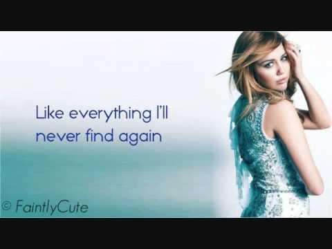 Miley Cyrus - Bottom of the Ocean - Lyrics