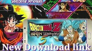 dragon ball shin budokai 5 para android ppsspp