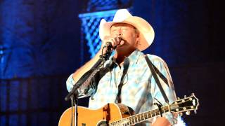 Delaware State Fair 2011, Long Way to Go - Alan Jackson