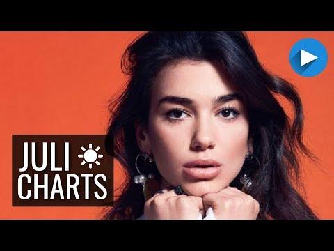 MEINE TOP 20 SINGLE CHARTS | JULI 2018 - Aktuelle Songs