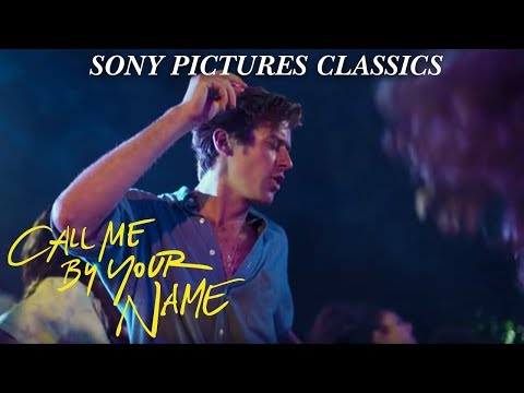 Call Me By Your Name (Clip 'Dance Party')