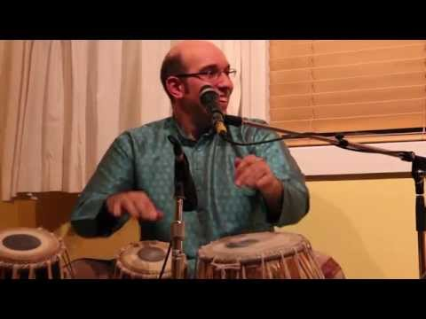 Benarsi Tabla Solo in Teentaal