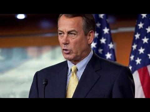 Boehner says Trump's presidency has been 'complete disaster'