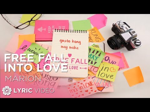 Marion Free Fall Into Love Official Lyric Video Chords