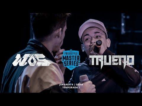 WOS vs TRUENO - FMS Argentina  Jornada 4 OFICIAL - Temporada 2018/2019.