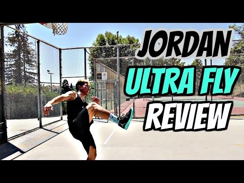 Jordan Ultra Fly Performance Review!