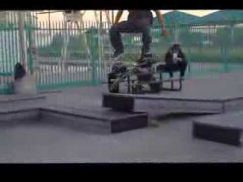 GT Buckeye Skatepark Footage