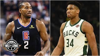 What do Clippers, Bucks need to do to fortify rosters?   Woj & Lowe
