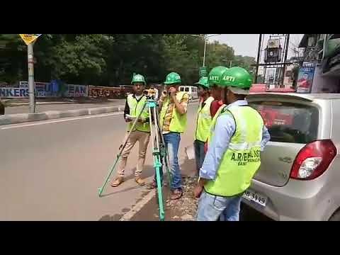 Land surveyor training Video - YouTube