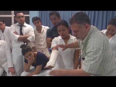 Osteocondrosis cervical y adelgazamiento
