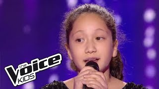 I will always love you - Whitney Houston | Lyn | The Voice Kids France 2017 | Blind Audition