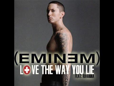 Eminem & Rihanna - I Love The Way You Lie + Lyrics (10 hour repeat!!)