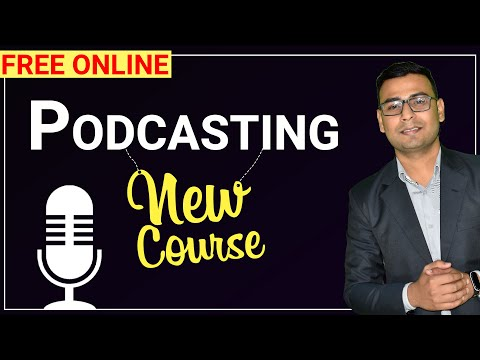 Podcast Course   Podcast Course in Hindi   Free Course ( New ...